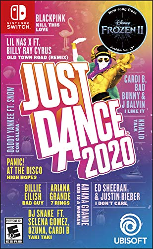 Just Dance 2020 - Nintendo Switch Standard Edition 1