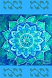 Spiritual Journal / Lotus: (6 x 9) Writing Journal, 90 Pages, Smooth Matte Cover