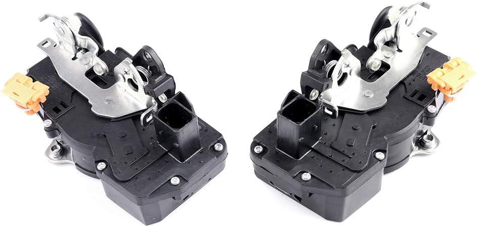 Rear Right Power Door Lock Kit Door Lock Actuator Fits for P-ontiac C-hevrolet 931-136 Rear Left