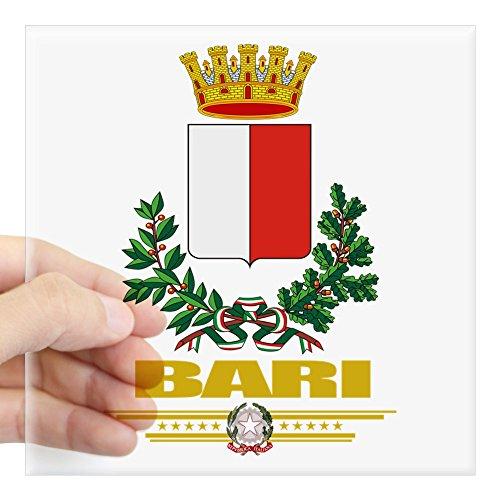 CafePress Bari (Flag 10).Png Square Sticker 3
