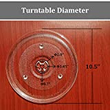10 1/2 Inch Microwave Turntable Plate 252100500497