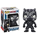 Funko Action Figure Marvel Captain America 3 Civil War Action Figure - Black Panther