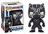 Funko POP Marvel: Captain America 3: Civil War Action Figure – Black Panther