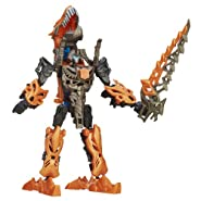 Transformers Age of Extinction Construct-Bots Dinobots Grimlock Buildable Action Figure