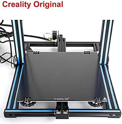 Plato de cristal templado para impresora 3D CR-10/CR-10S, CR-X 310 ...