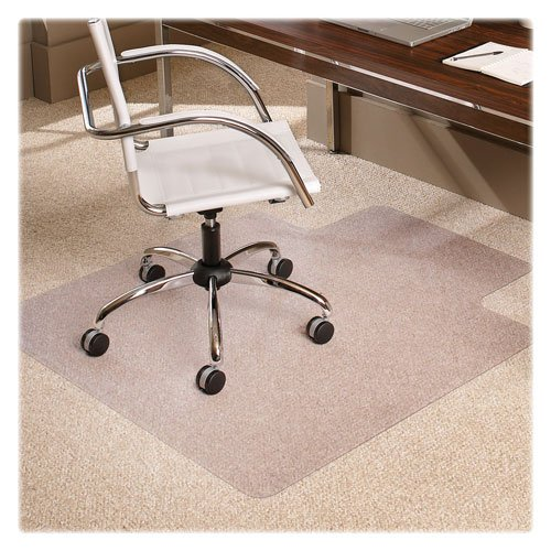 Anchormat Chair Mat for Low Pile/Loop Carpets, 36w x 48l, (Anchormat Chair Mat)