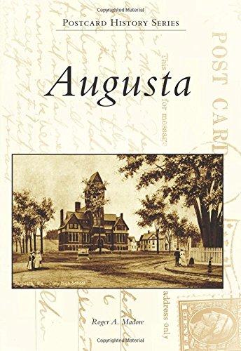 Augusta (Postcard History Series)