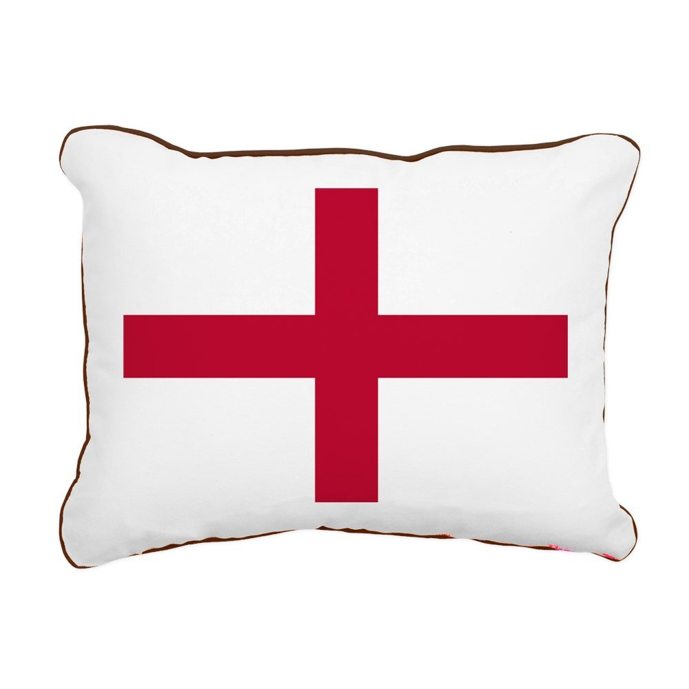 CafePress - NC bandera inglesa - San ge - 12