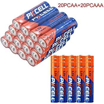 Amazon.com: Universal Battery AA Super Heavy-Duty