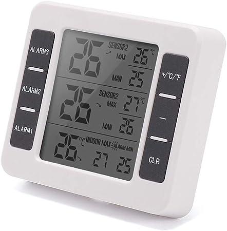 La Crosse Technology Thermo//Hygro Indoor Termometer Black
