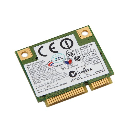 NEW DRIVER: ATHEROS AR5B95 WIRELESS NETWORK ADAPTER