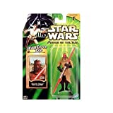 Star Wars Power of the Jedi Action Figure - Darth Maul - Sith Apprentice