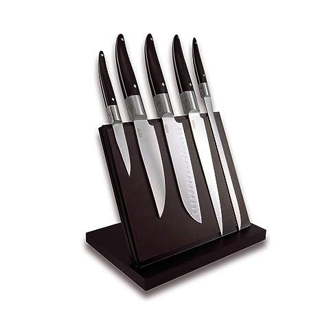 Amazon.com: Laguiole Evolution Expresión – Cuchillo de ...