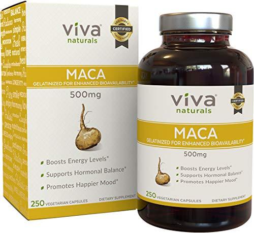 Viva Labs Organic Maca Root