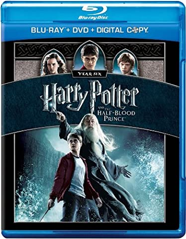 Harry Potter and the Half-Blood Prince LIMITED EDITION Includes: Blu-ray / DVD / Digital Copy (Harry Potter 7 Deluxe)