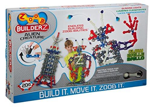 ZOOB BuilderZ Alien Creature