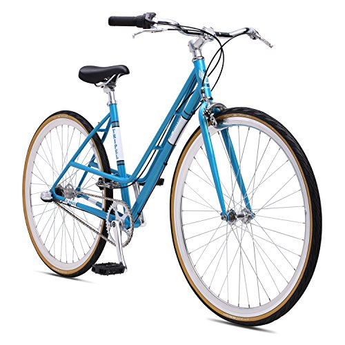 SE Tripel 52 Blue Sky 3 Speed Bicycle Step Through 52 Sky Blue