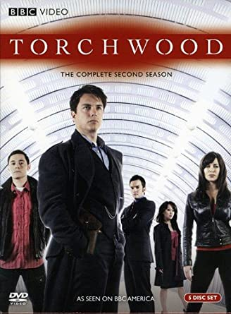 Picture of BBCDVD 2618 Torchwood - Series 2 by artist Chris Chibnall / James Moran / Helen Raynor / Catherine Tregenna / J. C. Wilsher / Matt Jones / Joseph Lidster / Phil Ford / Peter J. Hammond from the BBC dvds - Records and Tapes library