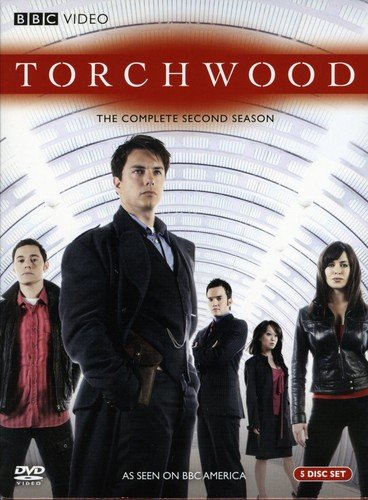 DVD : Torchwood: The Complete Second Season (Widescreen, Subtitled, Dolby, AC-3, Digipack Packaging)