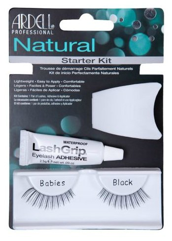 Ardell Natural Lashes, Starter Kit Babies