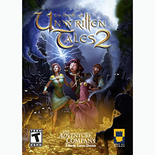 The Book of Unwritten Tales 2 [Online Game (Creator 3d Series Graphics)
