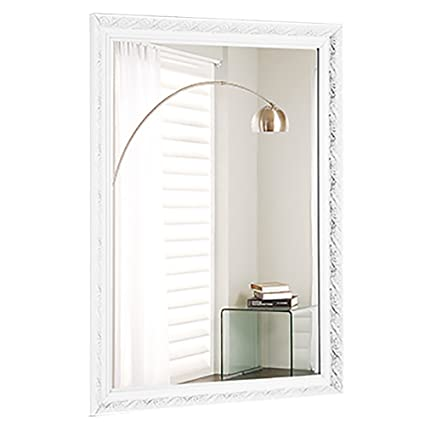 Amazon Com Guowei Mirror Bathroom Wall Mount Retro Makeup Dressing
