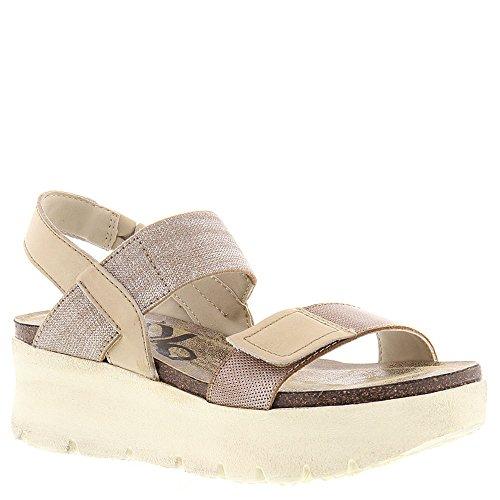 OTBT New Women's Nova Platform Sandal Silver 7.5