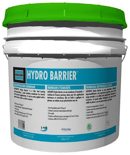 Laticrete Hydro Barrier. 1 Gallon