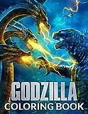 Godzilla Coloring Book: Perfect Gifts For Godzilla
