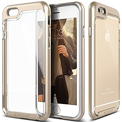 iPhone 6S case, Caseology® [Skyfall Series] DIY Customization Fusion Hybrid Cover [Shock Absorbent] for Apple iPhone 6S (2015) & iPhone 6 (2014)