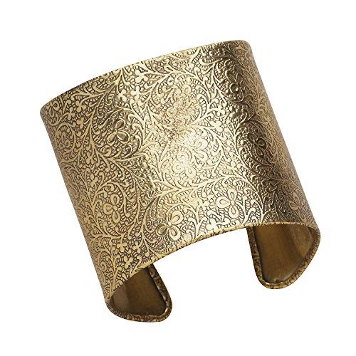 Authentic Fair Trade Bracelet 'Finest Detail Cuff Bracelet'