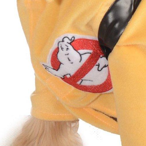 Rubie's Ghostbusters Movie Pet Costume, Large, Ghostbuster Jumpsuit by Rubie's (Image #3)