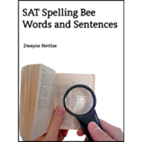 SAT Spelling Bee Words and Sentences