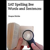 SAT Spelling Bee Words and Sentences