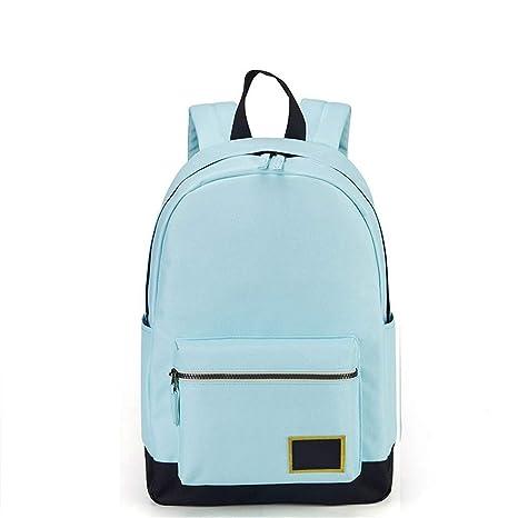 kaoling Mochila Moda para Mujeres Mochilas Viaje Ocio Mochila para NiñAs Contraste Color Adolescente Laptop Bagpack