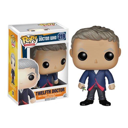 Doctor Who 12th Doctor Pop! Vinyl Figure
