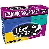 I Have...Who Has...? Academic Vocabulary Grades 4-5