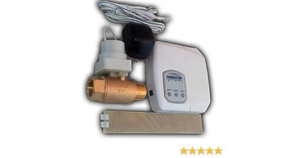 FloodStop Water Heater Valve Shutoff .75 Inch NPT