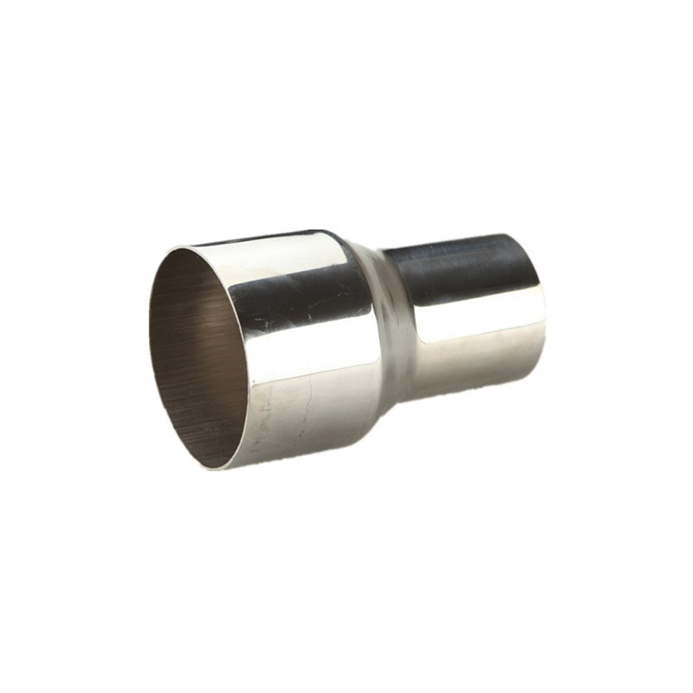 Universal 2.5'' OD To 3'' OD Exhaust Pipe Adapter Connector Reducer Stainless Steel