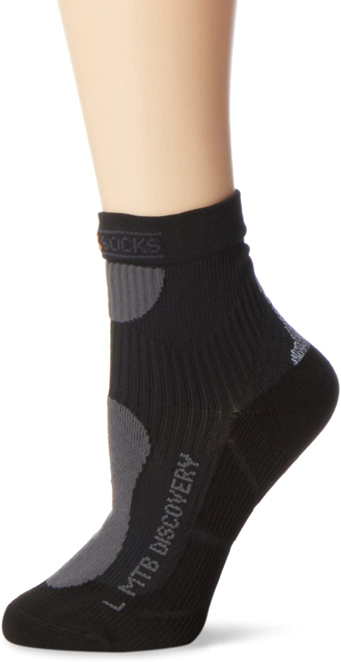 X-Socks Color Calcetines Unisex x01 Black