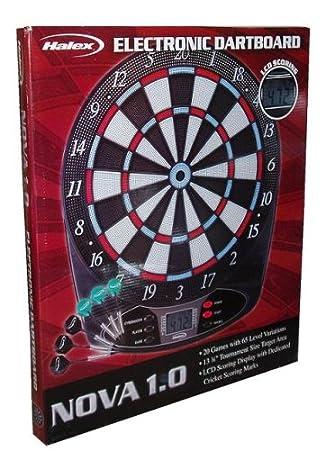 Regent Halex Dartboard Manual 64510