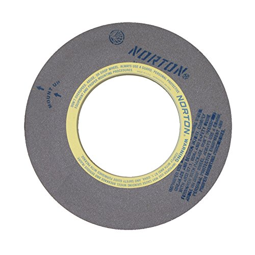 Versatile, the economical choice. Features Specially blended aluminum oxide abrasive coupled with a superior vitrified bond Will maintain high grinding rates without wheel breakdown Versatile Size20 X 6 X 12Spec/Grit64A60-KVCE by Norton Abrasives - St. Gobain