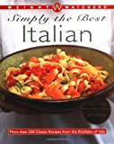 Simply the Best Italian, Weight Watchers International, Inc. Staff, 0028635264
