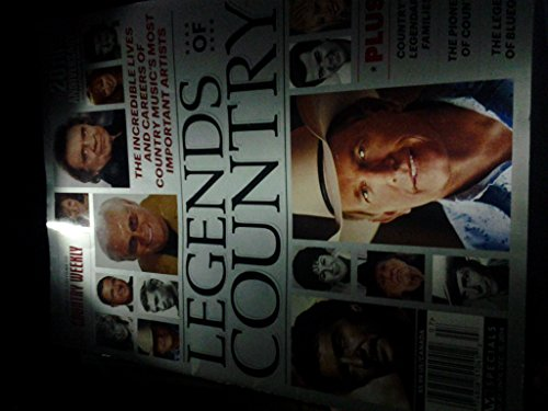 Legends of Country Magazine 2014