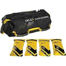 SKLZ Super Sandbag, Heavy Duty Training Weight Bag