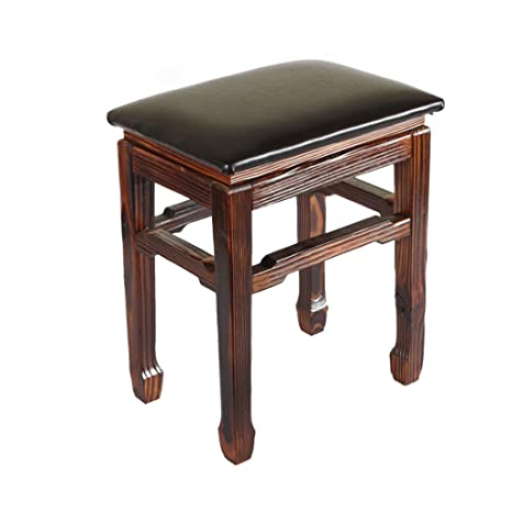 Fine Amazon Com Zxw Stools Household Solid Wood Childrens Short Links Chair Design For Home Short Linksinfo