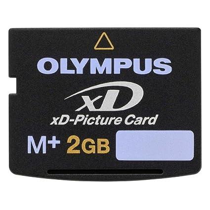 Genuine Olympus High Speed Type M 2GB XD Memory Card For Digital Cameras