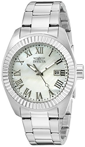 Invicta Women's 20315 Angel Silver-Tone Stainless Steel Watch ()