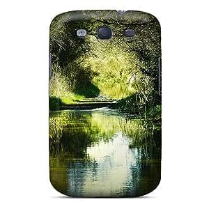 Galaxy S3 Case Cover Skin : Premium High Quality Dream Summer Summer River Case