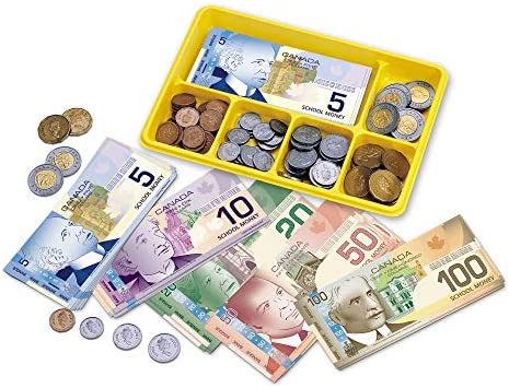Learning Resources LER2335 Canadian Currency X Change product image